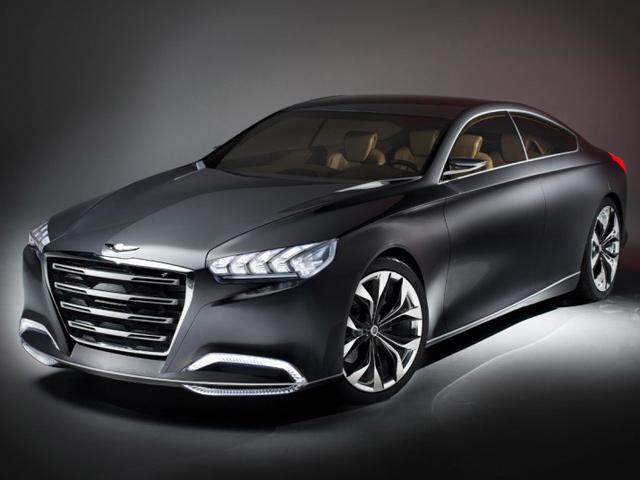 Hyundai HCD-143 Genesis concept